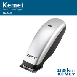 New Kemei LED Light Authentic Hair Clipper Factory Direct Sell Hair Trimmer Electric Hair Cutting Machine for Men and Chlidren DHL Free