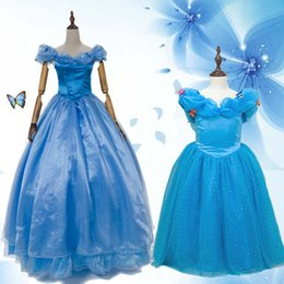 Wholesale The Princess Skirt Parent child Dress The Fairy Tale Film Role Play The Clothing Amusement Park Play Clothes