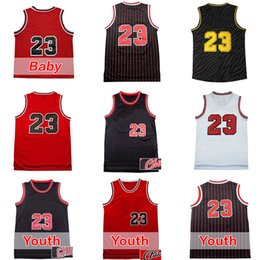 Wholesale cheap sale T Shirt Michael kid s youth adult high quality baby Jeffrey men jersey Jorda