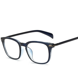 Wholesale Laurafairy FashionTR90 Light Weight Eyeglass Rectangle Classical Full Rim Men Women Optical Glass Frame Vintage Retro Preppy Style