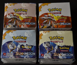 Wholesale 2017 Poke Card series bags a children adult Poke English card toy game trade card games A030317