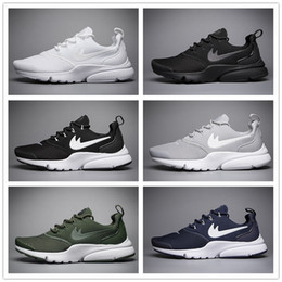 Wholesale New Design High Quality air presto fly wire Running Shoes Men s Athletic Shoes Sneakers