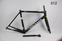 Wholesale 2016 Road bike parts bicycle frame carbon frame good price more than colors T1000 full fiber bike frame