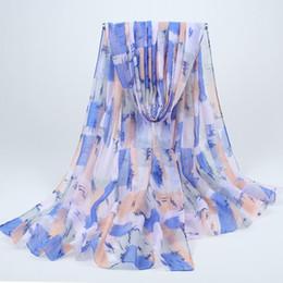 Descuento mejores bufandas de moda Regalo suave de los mantones del resorte de las mujeres viscosas de la bufanda de la flor de la manera de la Al por mayor-Alta calidad el mejor para el hijab musulmán BLS010 de las bufandas de las señoras