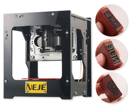 Wholesale DIY Laser Engraving Machine NEJE DK KZ MW High Energy USB Engraver High Speed Micro Mirror Type Stamp Maker
