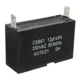 Wholesale Brand New uF Generator Capacitor uF Generator CBB61 or Hz V AC for small motor equipment