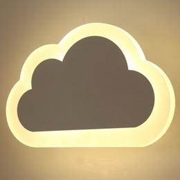 Современный светильник водить стены в помещении Домашнее украшение освещения теплый белый дизайн у стены панели лампы Lampara де сравнению ванной комнаты Бордовый (слоеное облака) supplier lampara panel от Поставщики lampara панель