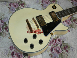 Top Musical instruments Newest Custom Cream VOS Electric Guitar A456