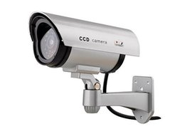 Simulated Cameras Outdoor Indoor Waterproof Fake IP Camera Dummy Security Anke-A-49