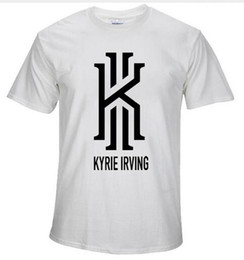 2016 summer new KYRIE IRVING basket ball t shirt men women casual short tees CAVS tshirt homme sprotswear camiseta hombre XS-2XL