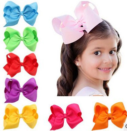 Acheter en ligne Fille accessoires pour cheveux clips-Accessoires pour cheveux pour enfants 2017 nouvelles épingles en épingle à cheveux en gros boucles d'oreille en épingle à cheveux pour enfants fille