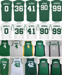 Wholesale Top Quality Avery Bradley Isaiah Thomas Jaylen Brown Marcus Smart Kelly Olynyk Al Horford Amir Johnson Jae Crowder Jersey