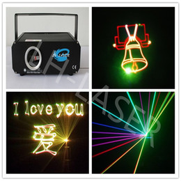 Cheap Price high Quality mini 1w 1000mw rgb RGB full color laser light Christmas laser light and outdoor laser light