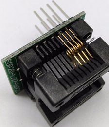 Wholesale CH341 CH341A USB programmer IC socket programer IC socket support XX SPI flash EEPROM chips CH341A