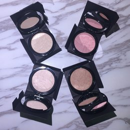 Wholesale Ana Illuminators Bronzers Highlighter Powder STARLIGHT PEACH NECTAR RIVIERA Face Makeup Ana ILLUMINATOR Professional Face Pressed Powder