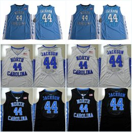 Wholesale Justin Jackson Joel Berry II North Carolina Tar Heels Blue Black Jersey New Style High Guality Stitched Jerseys
