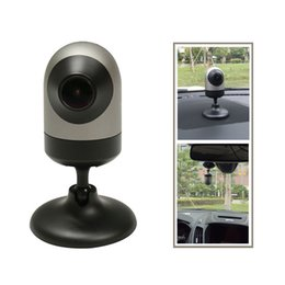 Wholesale coolACC Monitor Black Box Dashboard Camera iCam5 P Night Vision Camcorder with Degree Wide Angle Car DVR H264 Decode Format Car DVRS
