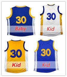 Wholesale Youth Kid s Stephen Curry jersey Adult Embroidery and Stitched Stephen Curry Sleeveless jersey Baby Fast