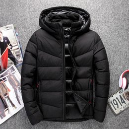 New arrived men down jacket winter men warm coat jacket 90% duck down hooded face 8186