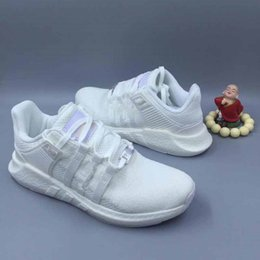 Wholesale 2017 Three stripes White Mens running support EQT IIII EQUIPMENT orange shoes Brand Shoes High quality eur