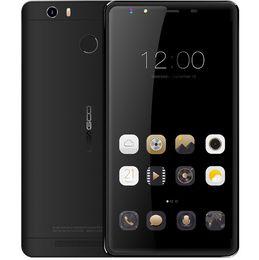 2017 écran tactile google Original LEAGOO Shark 1 4G LTE 2.5D Ecran 6.0inch FHD Android 5.1 3Go 16Go 64bit MTK6753 Octa Core 13.0MP Touch ID Smartphone budget écran tactile google