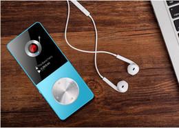 2017 NOUVEAU joueur en métal MP3 MP4 4GB / 8GB / 16GB Slim Sport MP4 jeu Lcd Flash Hifi Mini Music Video Player FM Radio TF Recorder à partir de sport jeux vidéo fabricateur