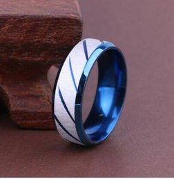 Bague de fiançailles en titane or à vendre-Mâle Titanium Ring Gun Noir Rose Or plaqué anneau en acier inoxydable 316L pour hommes et femmes Bague de fiançailles en gros