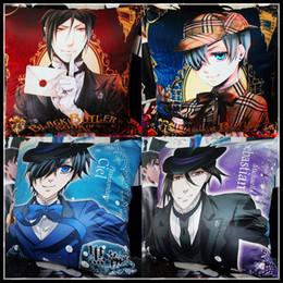 Anime Black Butler Sebastian Michaelis and Ciel Phantomhive soft and comfortable Cushion pillow