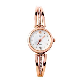 New Fashion Luxury Watches Women Stainless Steel Quartz Watch For Ladies Dress Watch Gold Clock Girls Quartz Watch Feminino