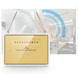 Répéteur sans fil à la maison en Ligne-LS111- Transmetteur de répéteur de signal sans fil Améliorer Sensores Signal 433MHz Extender Pour PSTN gsm Home Security Système d'alarme contre le vol