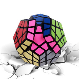 Educational Children Cubes Toys Magic Cube Puzzle Megaminx Polymorph Juegos De Magia Learning Resources Games For Kids 80D0537