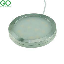 LED Cabinet Light 2.5W 12V Home Kitchen LED Under Cabinet Lighting 12SMD 2835 Showcase Display Case Gradevin Locker Chest Lights