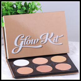 Wholesale Unique Design LIMITED EDITION ULTIMATE GLOW Makeup Face Blush Powder Blusher Palette Cosmetic