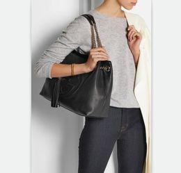 2017 Europe Luxury brand women bag Famous designers PU leather women's Shoulder Bag designer handbags chains handbags imitation brands