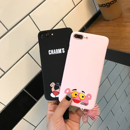 2017 Newest Fashion Funda Funny Letter Case Hard Cover Couples Cartoon Capa Coque For iPhone 7 Case For iphone7 6 6S PLus Phone Cases