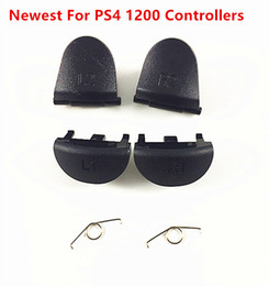 L1 R1 L2 R2 Trigger Buttons Button with Springs For Sony Playstation 4 1200 PS4 1200 Controller DualShock 4 1200