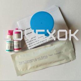 Nouveau Style Sperm Concentration Check Test Cassette 100 PCS / Lot CE certificat Home Rapid Test Kits Livraison gratuite Rapide à partir de concentration d'essai fabricateur
