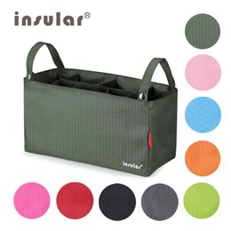Wholesale Waterproof Nylon Baby Diaper Bag Multifunctional Stroller Bag Mommy Bag Shipping Free