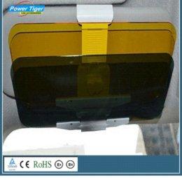 Wholesale Hot Sale pc Black Car Sunshade Auto Accessories Car Styling Car Sun Visor Window Block Retractable Sun Visor For Cars Trucks