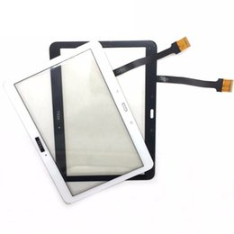 100% Original New Touch Screen Digitizer Front Outer Glass Panel For Samsung Galaxy Tab 4 10.1 SM-T530 T531 T535