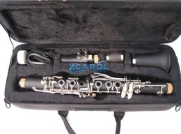 Wholesale Advanced New Eb key clarinet Good material and sound
