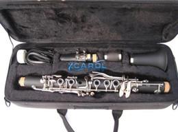 Promotion clé eb Vente en gros-Advanced Nouvelle clarinette Eb clé Bon matériel et son