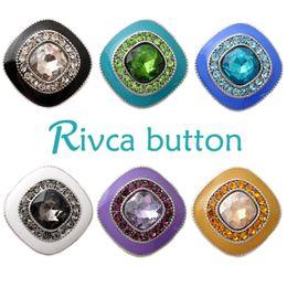 D02556 Free Shipping Fashion 18mm Snap Buttons DIY snap button noosa chunks leather bracelet Fit DIY Noosa button Bracelet Jewelry