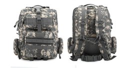 Cheap outdoor shoulder camouflage travel mountaineering backpack, high-quality materials, unique design, fine workmanship, product phase per