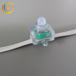 12mm square led pixel light Full Color RGB LED Pixel module Light With IC WS2811 UCS1903 SM16703 DC5V DC12V