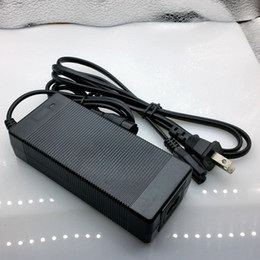 Wholesale 2A V charger for S lithium battery pack V Electric unicycle charger recharger XLRF