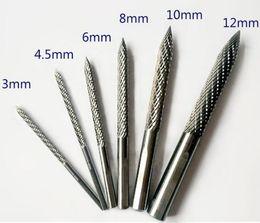 High quality carbon steel nail mushroom drill bit low - speed flat tire repair pneumatic drill bit tire repair