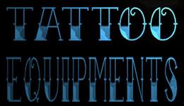 Wholesale LS1642 b Tattoo Equipment Shop Tools NEW Neon Light Sign jpg
