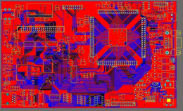 PCB drawing PCB layout PCB Board design on behalf of painting electronics design competition Schematic Graduation design reply