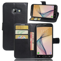 Wallet PU Leather Case Cover Pouch with Card Slot Photo Frame for Samsung Galaxy a3 a5 a7 a8 a9 2017 Purse cover